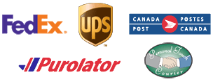 Supported Carriers for Shopify - FedEx, UPS, Canada Post, PTC, and Purolator