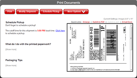 Step 3. Print your documents
